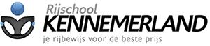 Rijschool Kennemerland Logo