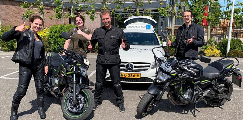 Motorrijlessen Haarlem